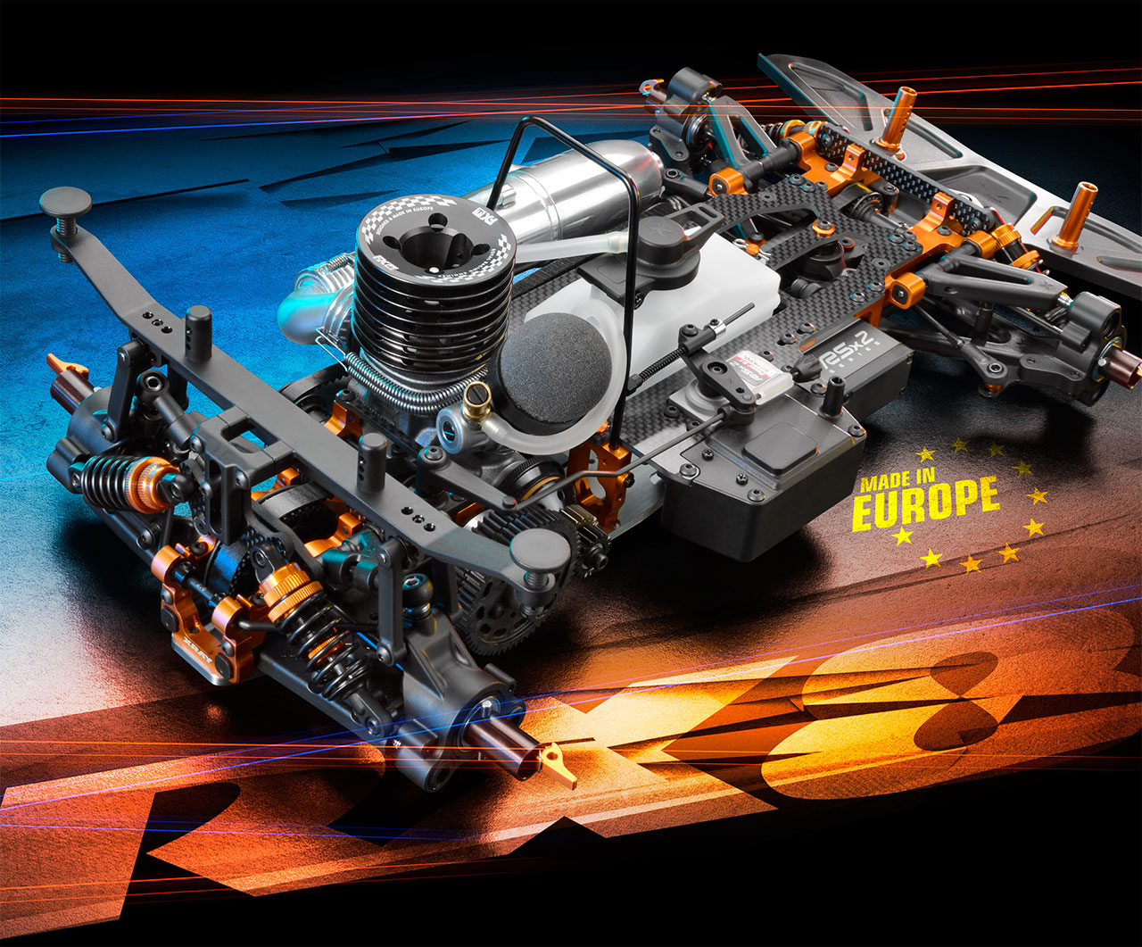 Features Xray Rx818 Diagram Of Rx 8 Engine With Countless Wins In Multiple Classes At Local Regional National And International Levels Rx8 Is Designed For Highest Competition Racing