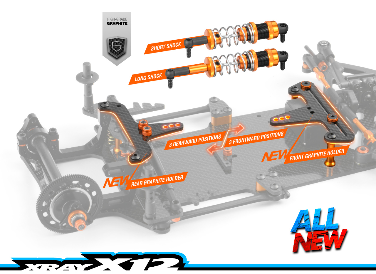 Features | XRAY X12'20