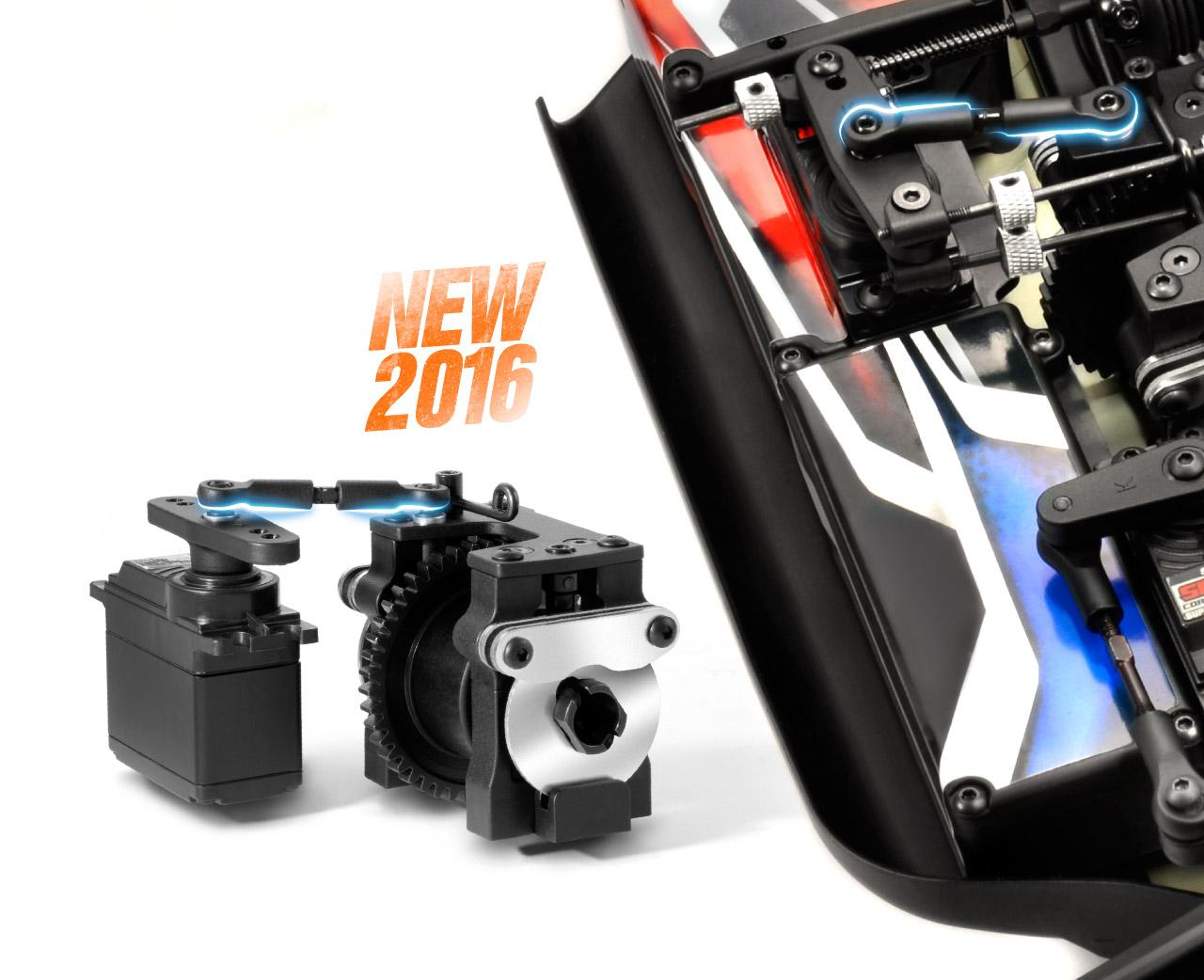 Features   XRAY XB8'16