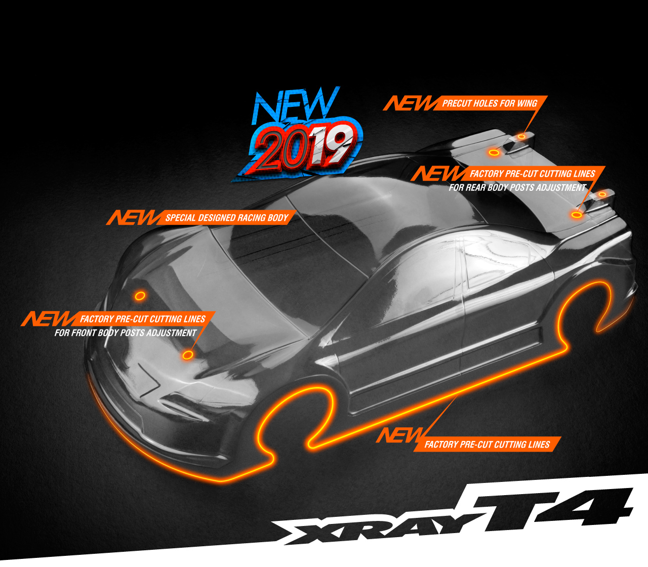 Features | XRAY T4'19
