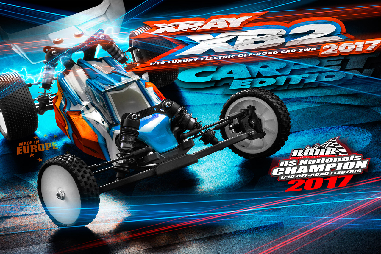 Features | XRAY XB2C'17
