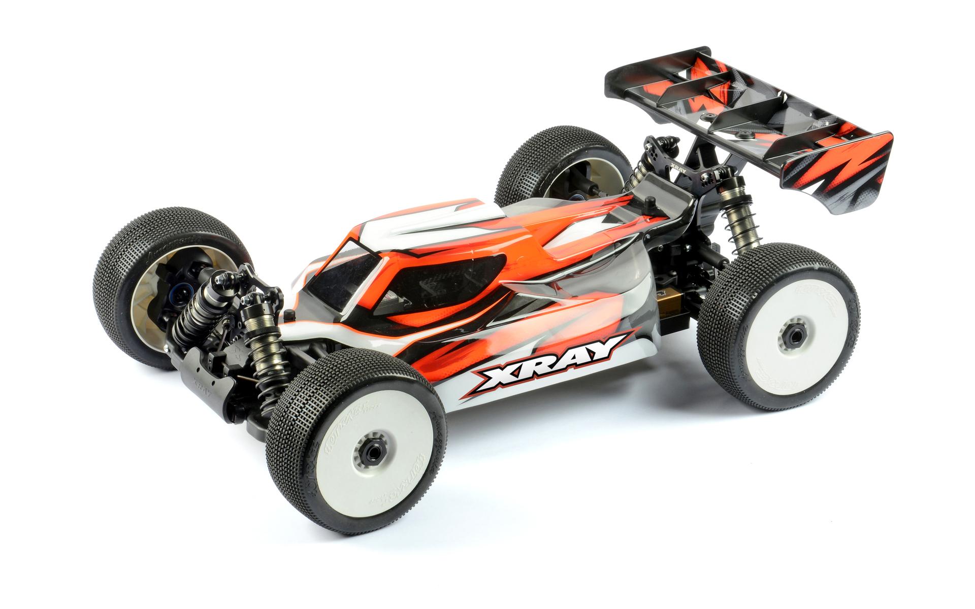 Team XRAY XB8E 2021 1/8 Offroad Race Car 350158